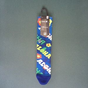 NWT Aloha Vibes Socks
